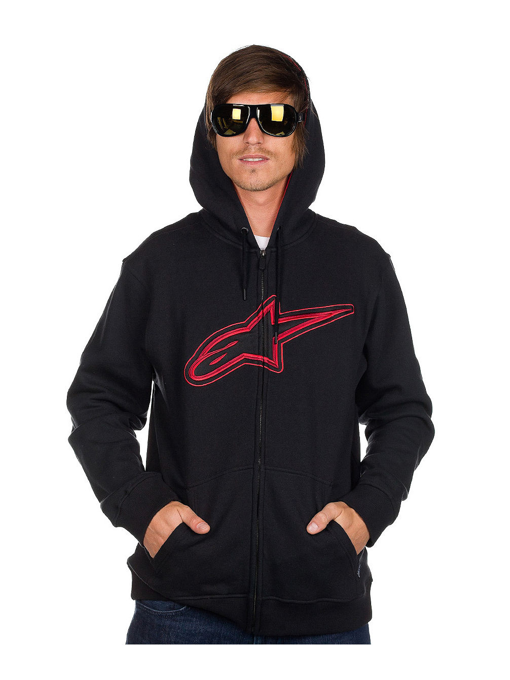 Destroyer Zip Hood