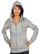 Hoodies med zip Element Catch Zip Hood Women