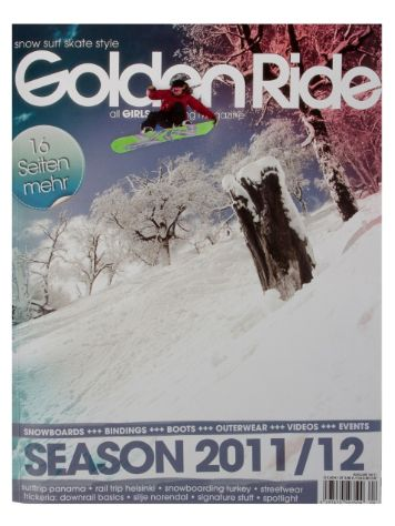 Snow Magazin Golden Ride Magazin Golden Ride 04/11 vergr��ern