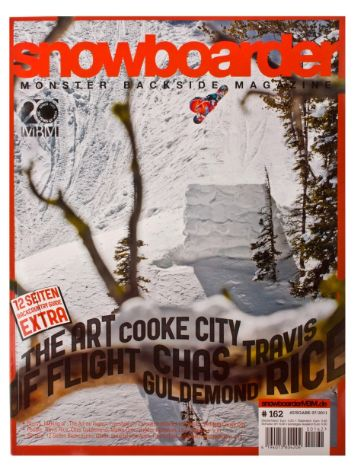 Snow Magazin MBM MBM#162Monster vergr��ern