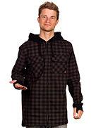 Hoodies med zip Analog Integrate Zip Hood