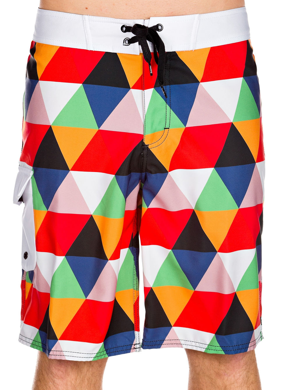 Fraction Boardshort