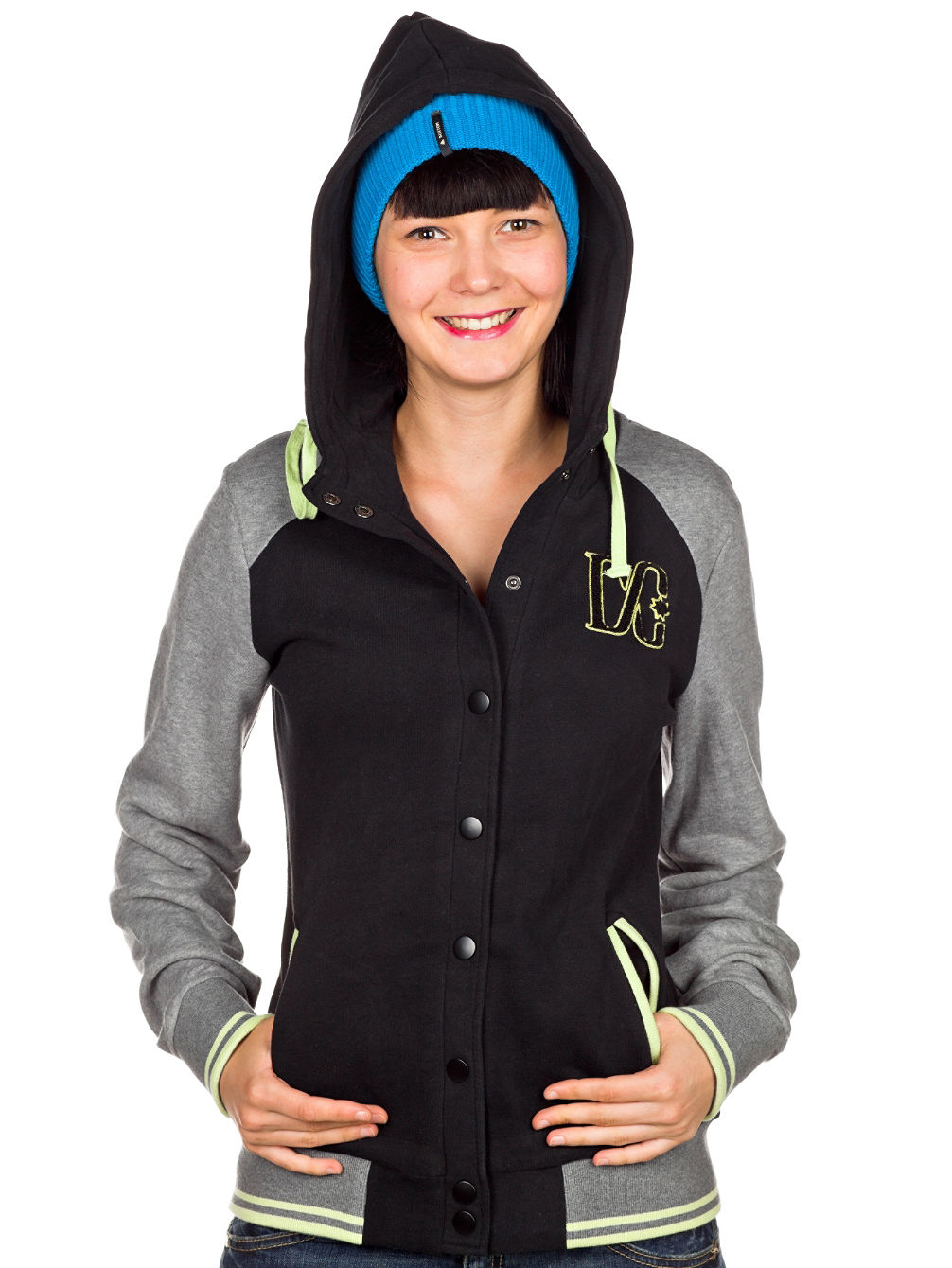 Drummond Zip Hood Women