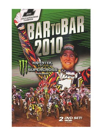 X-treme Bar To Bar 10 Motocross DvD