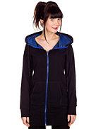 Hoodies med zip Vans Rydell Fleece Hood Zip Women