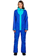 Snowboardjackor Airblaster Freedom Suit Overall Women