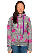 Hoodies med zip femipleasure Laponia Zip Hood Women