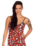 Underkläder 69 Slam Lady Bugs Cotton Singlet Top Women