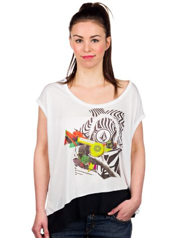 Volcom Indian Rain Knotted Fashion T-Shirt SS