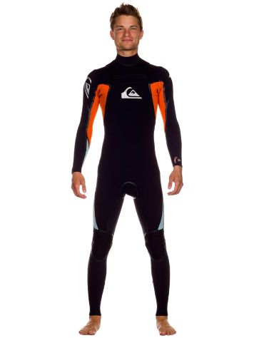Quiksilver Ignite 3/2 L/SL Chest Zip Fullsuit
