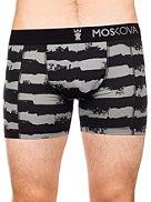 Underkläder Moskova M2S Polyamide Stripe Boxershorts