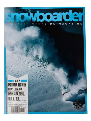 Snow Magazin MBM MBM#167Monster vergr��ern
