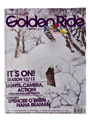 Snow Magazin Golden Ride Magazin Golden Ride04/12 vergr��ern