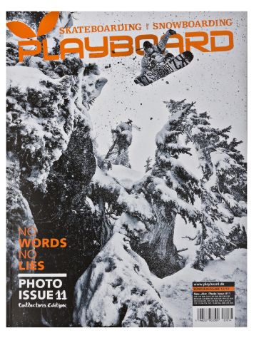 Snow Magazin Playboard PhotoIssue#11 vergr��ern