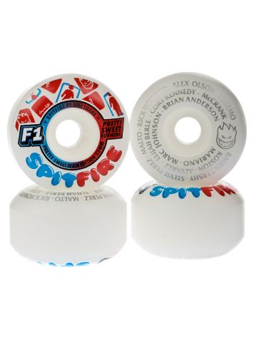 Spitfire F1 SB Pretty Sweet 53mm Wheels