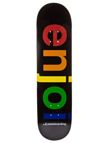 Enjoi Spectrum Black R7 8.0