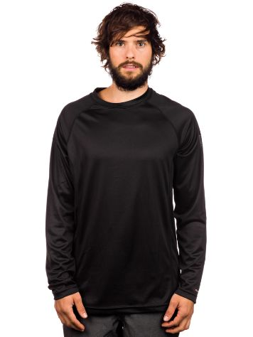 Burton Ak Silkweight Crew Tech Shirt LS
