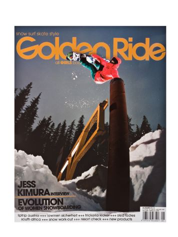 Snow Magazin Golden Ride Magazin Golden Ride01/13 vergr��ern
