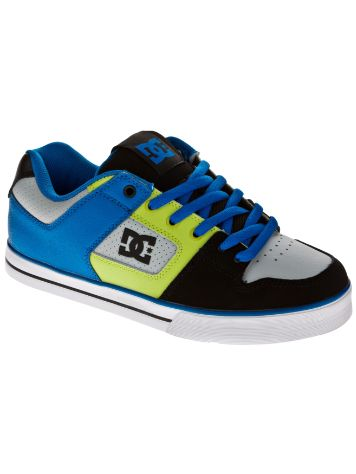 DC Pure Slim Skateshoes