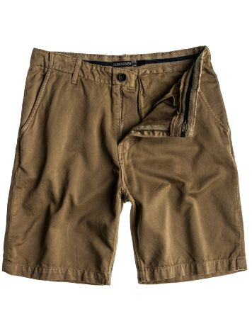 Quiksilver Leavin On A Jet Chino Shorts