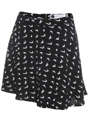 Volcom Stephanie Cherry Skirt