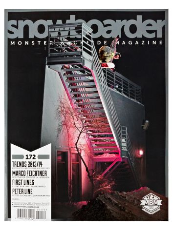 Snow Magazin MBM MBM#172Monster vergr��ern