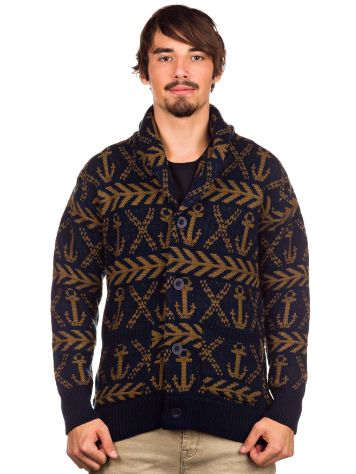 Obey Anchors Sweater