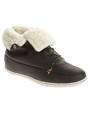 HUB Song Nubuck Wool Shoes