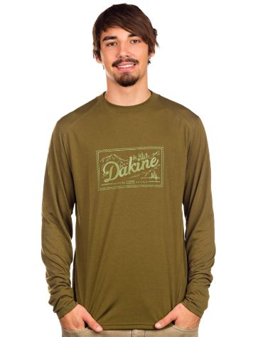 Dakine Quik Draw Crew Tech T-Shirt LS