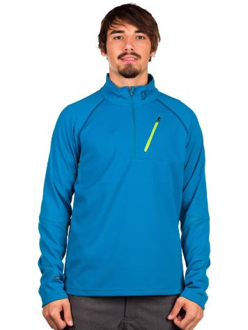 Scott 1/2 Zip Five5 Tech Tee LS