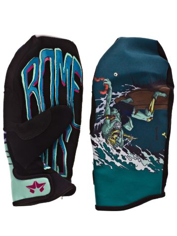 Rome Beach Party Mittens