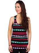 Linnen Glamour Kills The Foy Pattern Tank Top
