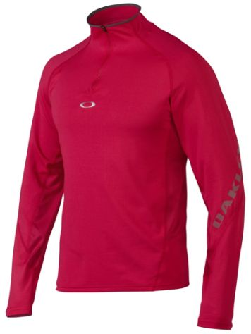 Oakley Schenk 1/4 Zip Tech Tee LS