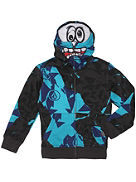 Hoodies med zip Volcom Booster Zip Hoodie Little Boys