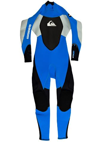 Quiksilver Syncro 3/2Mm Back-Zip Fullsuit Gbs Boys