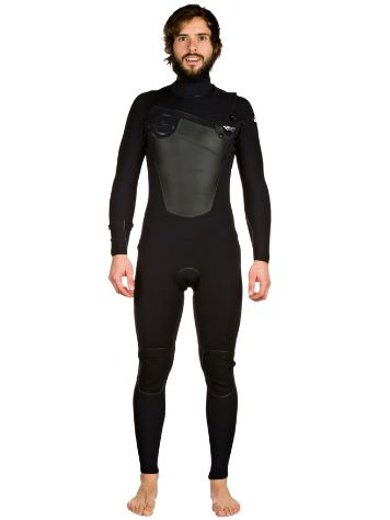 Quiksilver Fuseflex 3.5/3/2Mm Chest-Zip Steamer