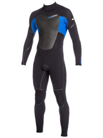 Quiksilver Pyre 4/3Mm Back-Zip Fullsuit
