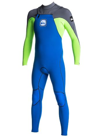 Quiksilver Ignite 3/2Mm Chest-Zip Fullsuit
