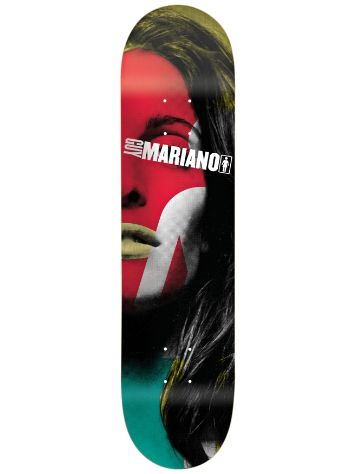 Girl Mariano Supergirls 8.125 Deck