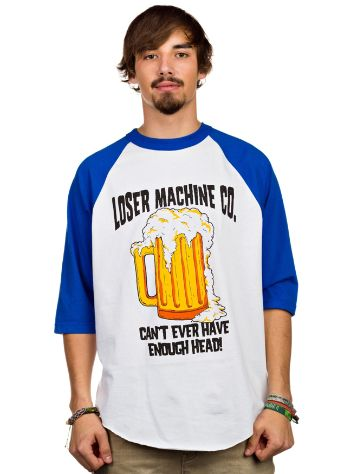 Loser Machine Beer Me T-Shirts LS