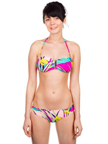 Roxy Island Dreams U Bandeau Boy Brief Bikini