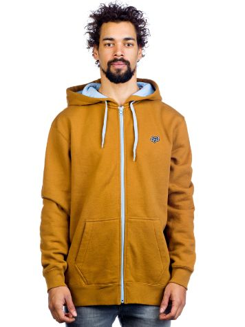 Fox Mr. Clean Zip Hoodie