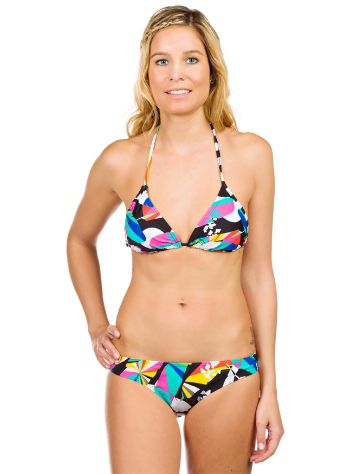 Volcom Reality Bites Triangle + Retro Bikini