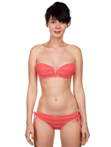 Billabong Beach Bustier Top + Full Pant Bikini