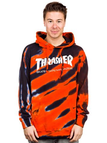 Thrasher Skate Mag Tiger Stripe Sweater
