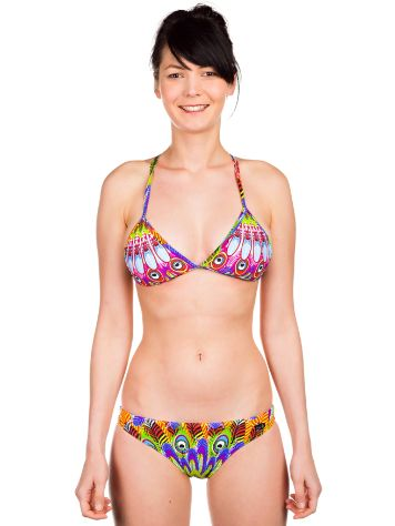 Hive Birds of Noosa Bikini: Beehive Top + Behive