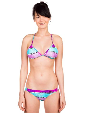 Hive Noosa Dreaming Bikini: Beehive Top + Honey P