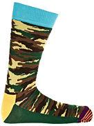 Strumpor Happy Socks Camouflage Socks