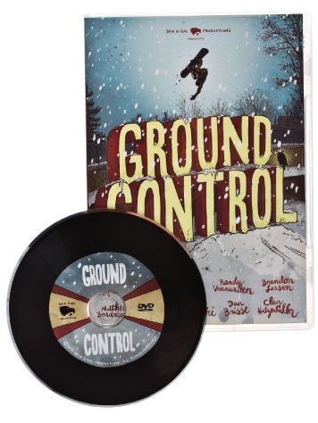 Bald E-Gal Ground Control DVD
