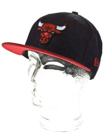 New Era Chicago Bulls Densuede Cap